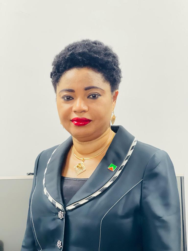 Dr. Markie Idowu